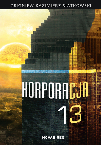 Okładka książki Korporacja 13