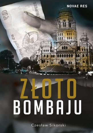 Okładka książki/ebooka Złoto Bombaju