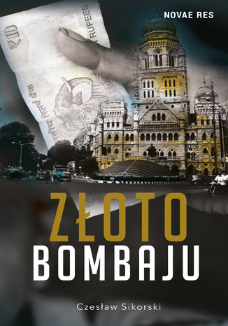 Okładka książki Złoto Bombaju