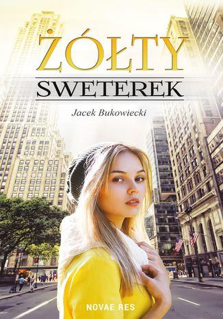 Okładka książki/ebooka Żółty sweterek