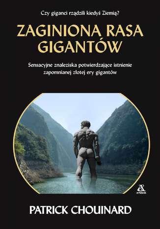 Okładka książki Zaginiona rasa gigantów