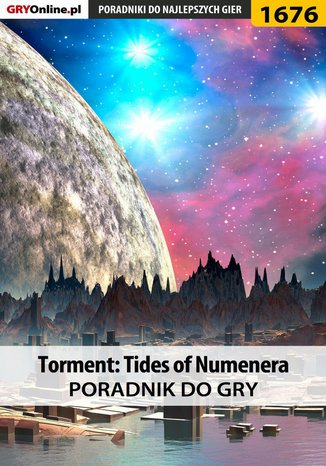 Okładka książki/ebooka Torment: Tides of Numenera - poradnik do gry