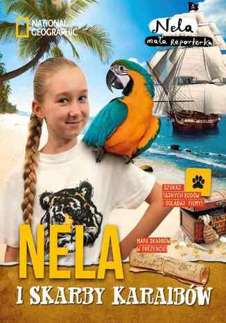Okładka książki/ebooka Nela i skarby Karaibów