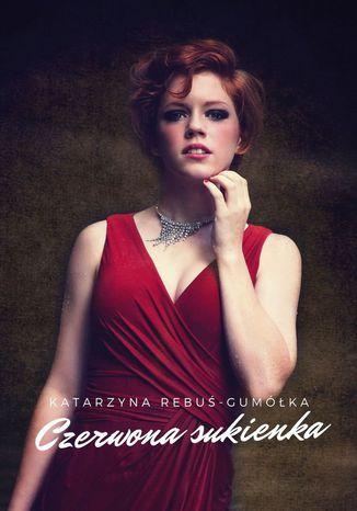 Okładka książki/ebooka Czerwona sukienka