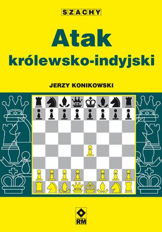 Okładka książki Atak królewsko-indyjski