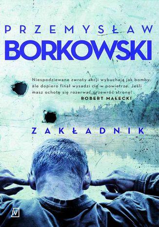 Okładka książki/ebooka Zakładnik