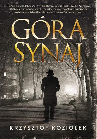 Okładka książki/ebooka Góra Synaj