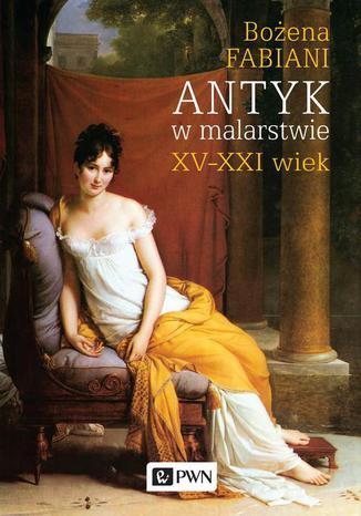 Okładka książki/ebooka Antyk w malarstwie