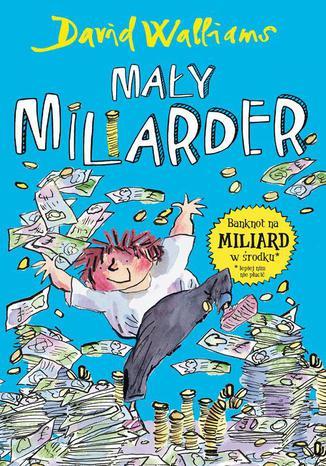 Okładka książki Mały miliarder