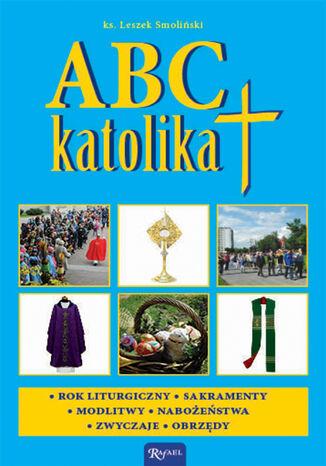 Okładka książki/ebooka ABC katolika