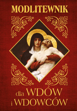 Okładka książki Modlitewnik dla wdów i wdowców