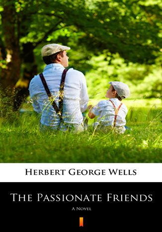 Okładka książki/ebooka The Passionate Friends. A Novel