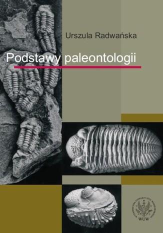 Okładka książki Podstawy paleontologii