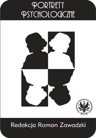 Okładka książki Portrety psychologiczne