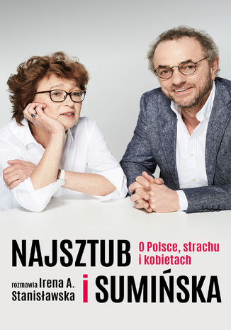 Okładka książki Najsztub i Sumińska. O Polsce, strachu i kobietach