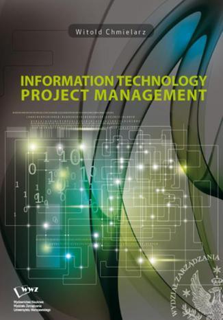 Okładka książki/ebooka Information technology project management
