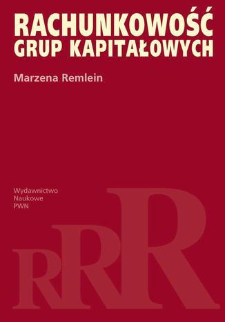 Okładka książki/ebooka Rachunkowość grup kapitałowych