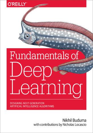 Okładka książki/ebooka Fundamentals of Deep Learning. Designing Next-Generation Machine Intelligence Algorithms