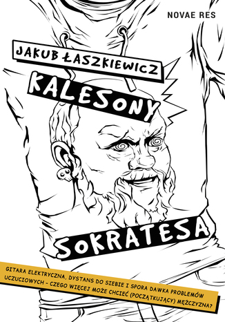 Okładka książki/ebooka Kalesony Sokratesa