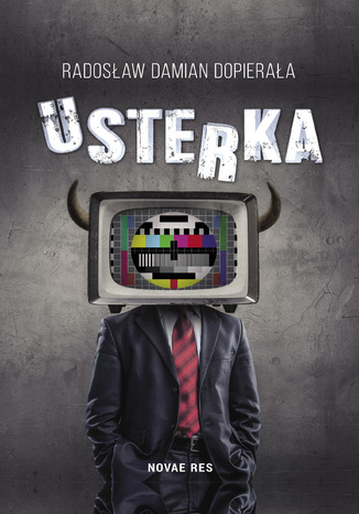 Okładka książki/ebooka Usterka