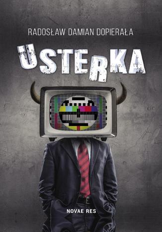 Okładka książki Usterka