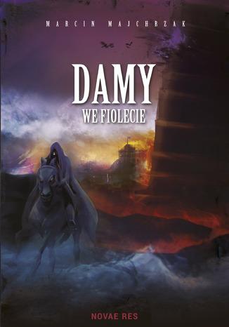 Okładka książki Damy we fiolecie