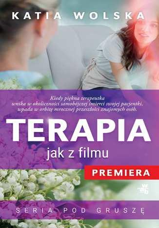 Okładka książki Terapia jak z filmu