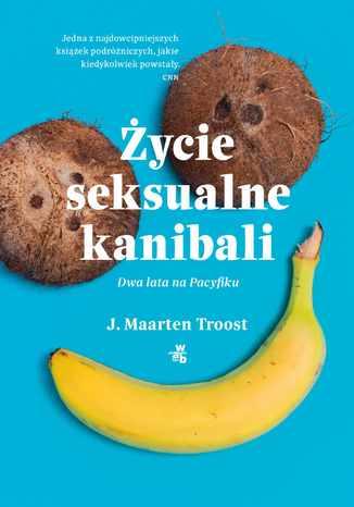 Okładka książki Życie seksualne kanibali