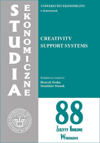 Okładka książki/ebooka Creativity Support Systems. SE 88