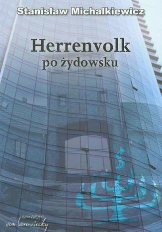 Okładka książki/ebooka Herrenvolk po żydowsku