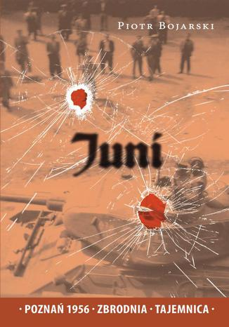 Okładka książki Juni
