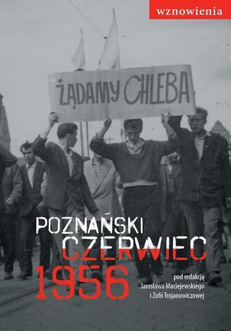 Okładka książki/ebooka Poznański Czerwiec 1956