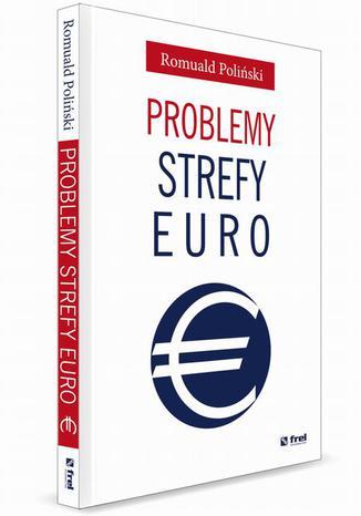 Okładka książki Problemy strefy euro