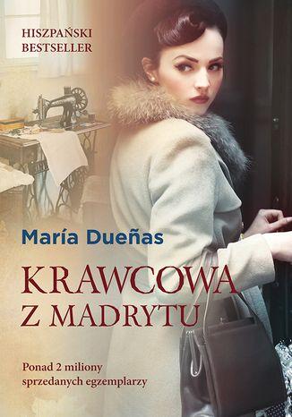 Okładka książki Krawcowa z Madrytu