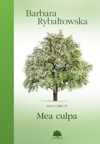 Okładka książki/ebooka Mea culpa. Saga część 4