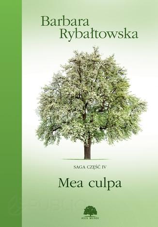 Okładka książki Mea culpa. Saga część 4