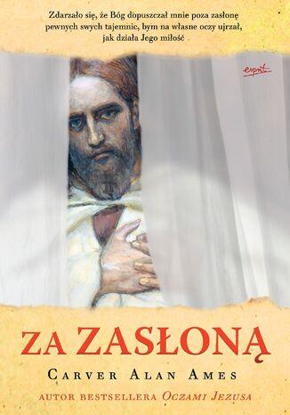 Okładka książki/ebooka Za zasłoną