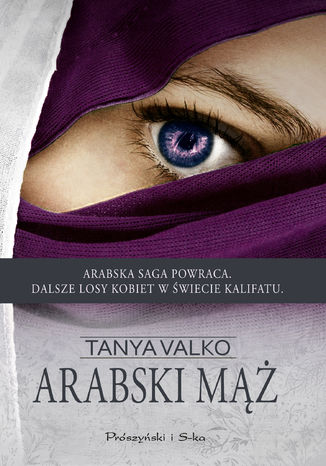 Okładka książki/ebooka Arabski mąż
