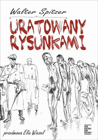 Okładka książki Uratowany rysunkami