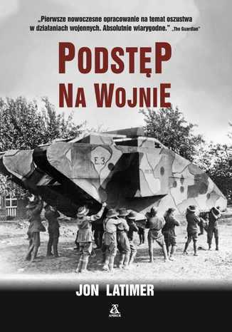 Okładka książki/ebooka Podstęp na wojnie