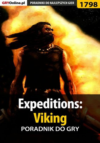 Okładka książki Expeditions: Viking - poradnik do gry