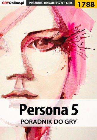Okładka książki Persona 5 - poradnik do gry