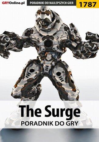 Okładka książki The Surge - poradnik do gry