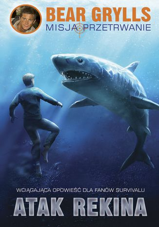 Okładka książki/ebooka Atak rekina