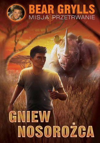 Okładka książki Gniew nosorożca