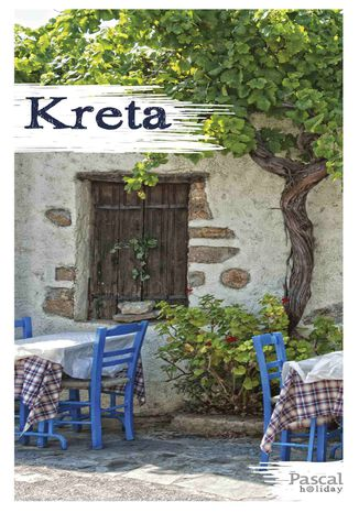 Okładka książki Kreta