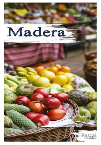 Okładka książki/ebooka Madera