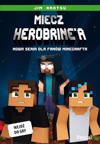 Okładka książki Miecz herobrinea minecraft