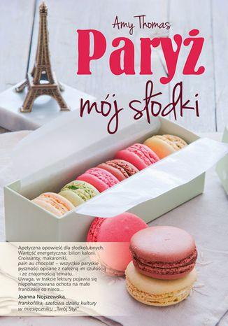 Okładka książki Paryż mój słodki