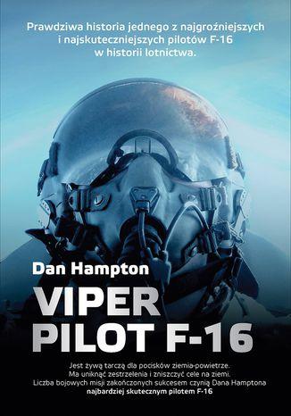 Okładka książki Viper. Pilot F-16